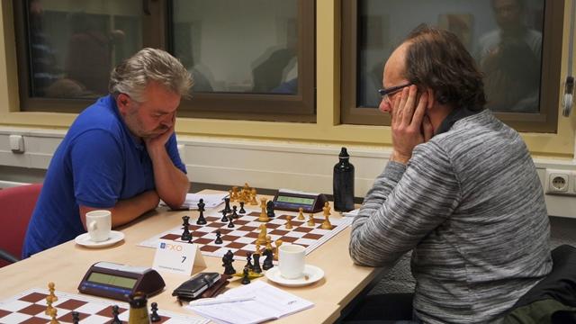 Marco Beerdsen (z) - Arjan de Vries