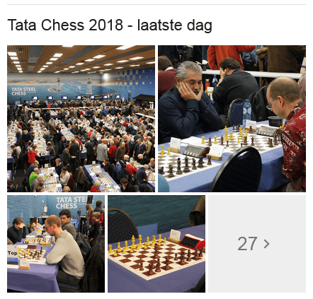 Tata Steel Chess 2018 - laatste dag