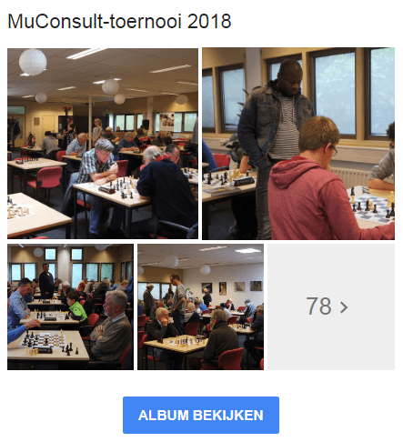 Beelden MuConsult-toernooi