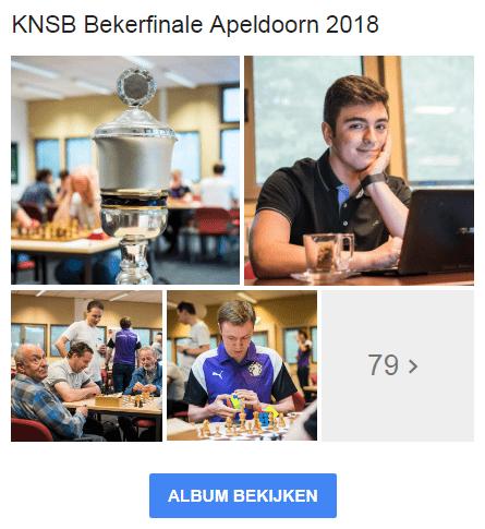 KNSB Bekerfinale Apeldoorn 2018