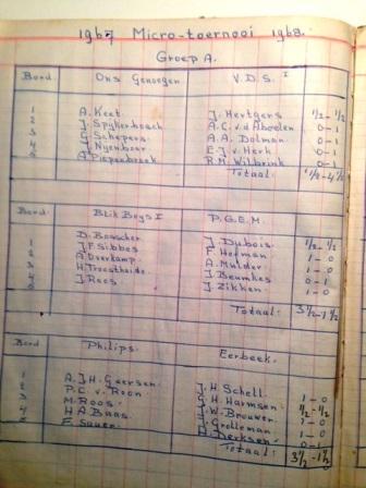 Micro-toernooi 1967