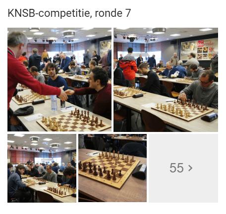 Foto's ronde 7 KNSB