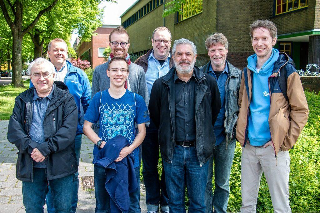 Teamfoto MuConsult Apeldoorn 2