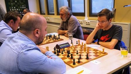 Freddie van der Elburg, Casper Wouters