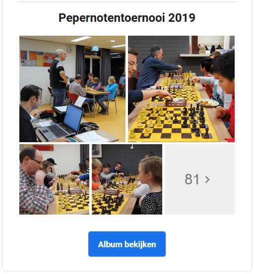 Pepernotentoernooi 2019