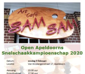 Open Apeldoorns Snelschaakkampioenschap