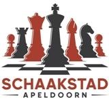 Logo Schaakstad Apeldoorn