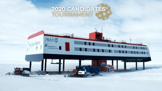 New Candidates Venue